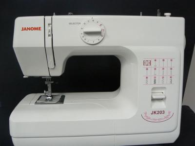 JANOME 203 NEW
