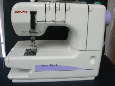 JANOME 1000 / Cover Pro II